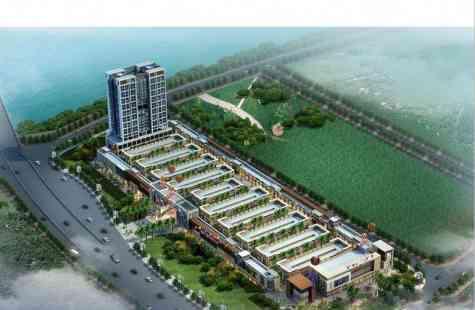 田禾·东城国际食品交易中心