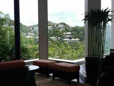 东南亚风格阳台装修效果图 (5)