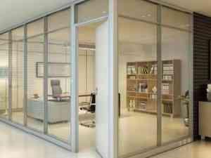 美观又实用的玻璃隔断门?教你一些玻璃隔断门的安装事项!