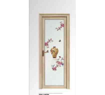 The Products Flat Open The Door 金锋平开门  QH-1070 QH-1071