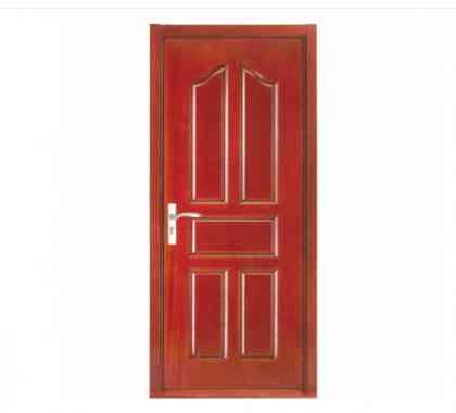 AL类:天然木皮套装门  AL-10