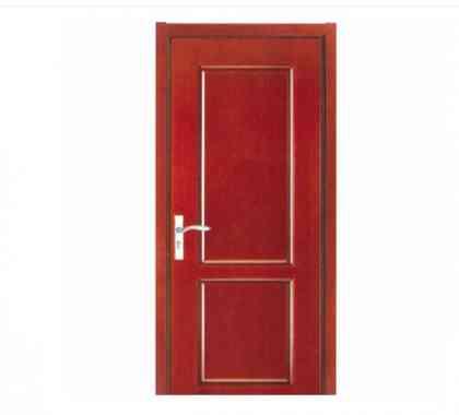 AL类:天然木皮套装门 AL-14