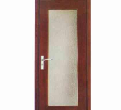 富家美门业 AL类:天然木皮套装门 AL-22