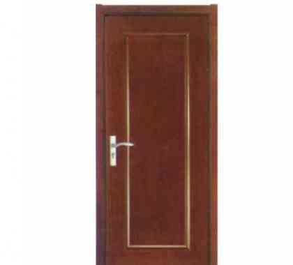 富家美门业 AL类:天然木皮套装门 AL-26
